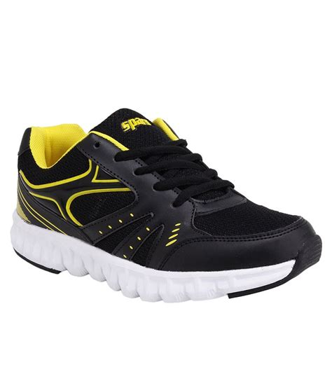 sparx shoes sparx black walking shoes available at snapdeal for rs 803