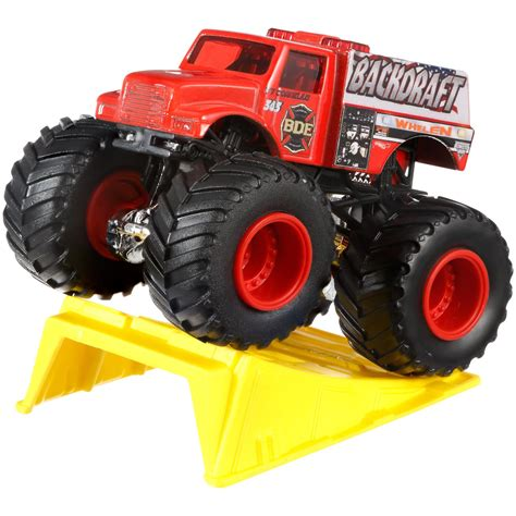 100 Monster Jam Truck Toys Wheels Monster Jam 1 64