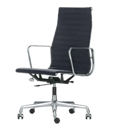 chaise de bureau vitra vitra chaise de bureau avec dossier haut aluminium chair