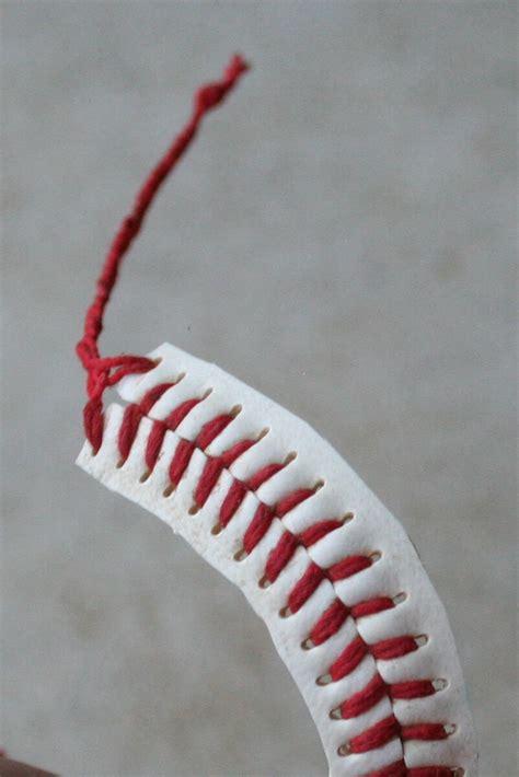 baseball for bracelets a baseball bracelet dukes and duchesses