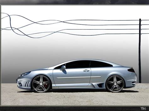 peugeot 407 coupe tuning wallpapers cars peugeot peugeot 407 coup 233 gt by th cars