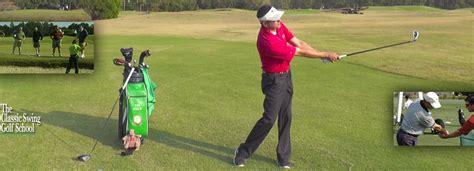classic golf swing classic swing golf school