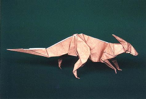 Origami Parasaurolophus - origami parasaurolophus 28 images the world s best