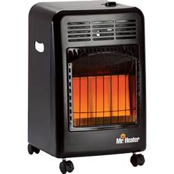 Heater Indoor Mr Heater Propane Cabinet Heater 18 000 Btu Model