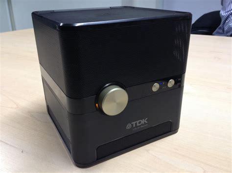 qi charger speaker tdk q35 qi wireless charging speaker cuts the cord qi