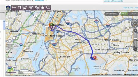map guest mapquest driving directions