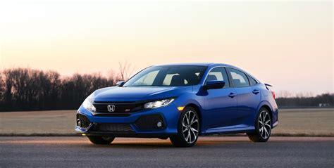 2017 Honda Civic Si arrives tomorrow at $24,775   The