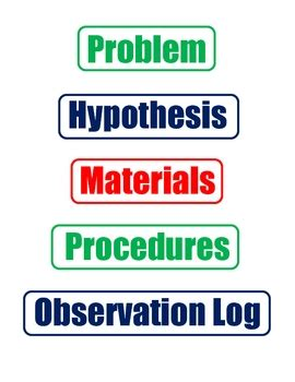 science fair labels templates science fair project labels by stacey sez teachers pay