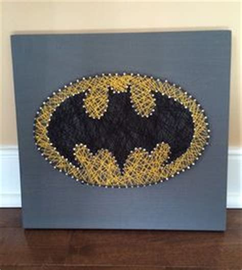 Batman String Pattern - batman string tutorial string diy free