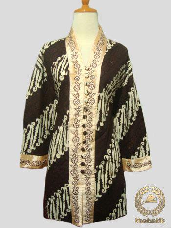 Kemeja Atasan Ruffle Bordir blouse batik bordir blouse styles
