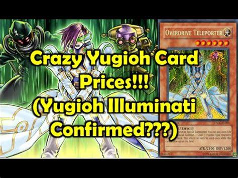yu gi oh illuminati yugioh card prices yugioh illuminati confirmed