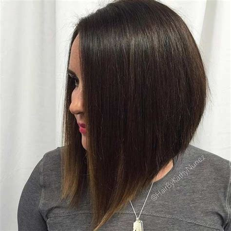how to style long bob so doesnt look triangular 705 best long inverted bobs images on pinterest