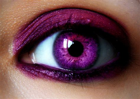 pink eye color beautiful pink eye in color by lt arts on deviantart