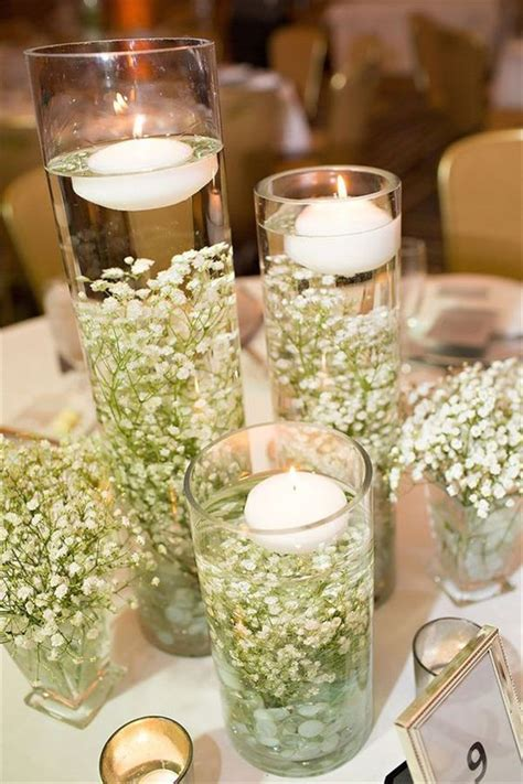 simple cheap centerpieces best 25 simple wedding decorations ideas on