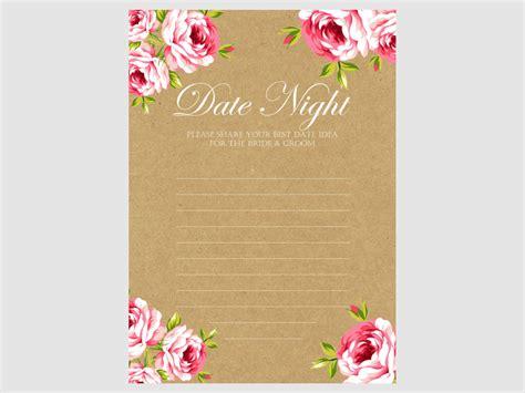 printable bridal shower paper floral paper bridal shower games magical printable