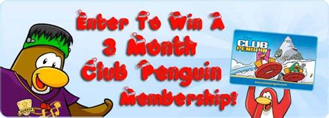 Club Penguin Membership Giveaway - 301 moved permanently