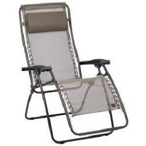 fauteuil relax rsxa havane lafuma achat vente