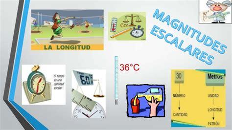 imagenes magnitudes vectoriales presentaci 243 n magnitudes escalares y vectoriales