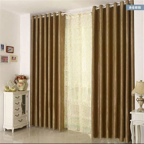 one sided drapes modern minimalist one side velvet curtains printed