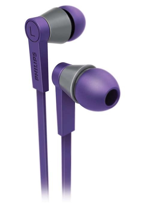 design criteria for headphones citiscape in ear headphones she5105pp 28 philips