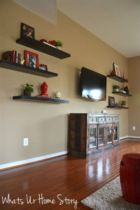 Whats A Shelf by 25 Best Ideas About Shelves Around Tv On