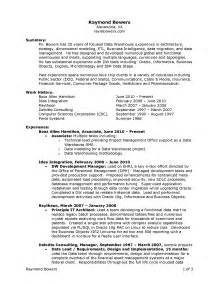 Data Warehousing Expert Sle Resume by 11 Warehouse Resumes Sle And Resume Template Intended For Warehouse Resumes 16290