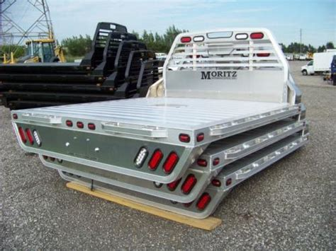 flatbed truck beds for sale new 2016 moritz international flatbed 8 x 8 6 quot aluminum
