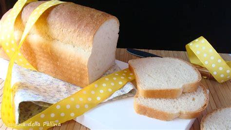 ricetta pane in cassetta pane in cassetta morbido la cucina della pallina