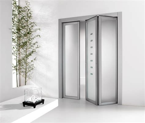 Glass Closet Doors Modern Folding Doors By Foa Porte Digsdigs