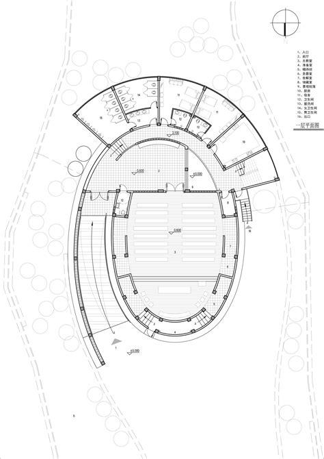 Free Church Floor Plans gallery of qichun catholic church leekostudio 32