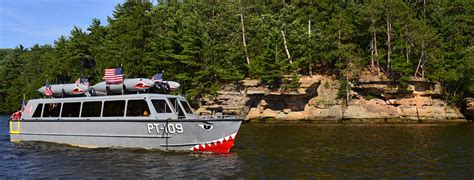 wisconsin dells duck boats boat tours in the upper dells dells army ducks