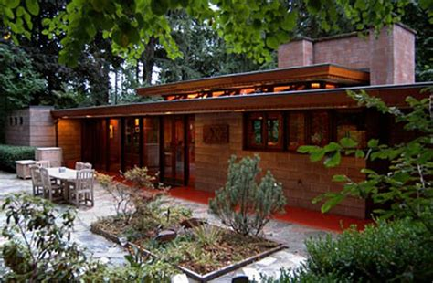 Frank Lloyd Wright Plans For Sale by Tour A Frank Lloyd Wright House In Sammamish Seattlepi Com