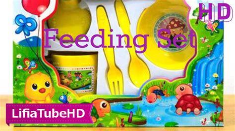 Mangkok Tempat Pembuat Makanan Bayi Multifungsi hadiah mangkok tempat makanan bayi gift feeding set for baby from ms icha lifiatubehd