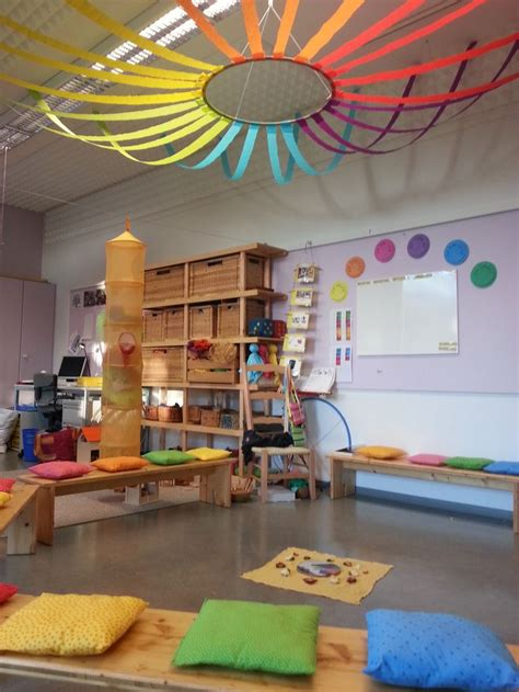Ceiling Decorations For Classroom by Best 25 Classroom Ceiling Ideas On Classroom