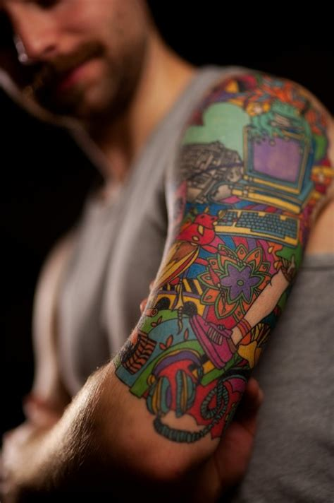 the ultimate geek tattoo collection top design magazine
