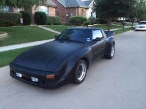 1982 mazda rx 7 kent widebody 1 3l turbo rx7 fb for sale
