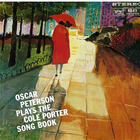 songs with our closed books oscar peterson the cole porter song book
