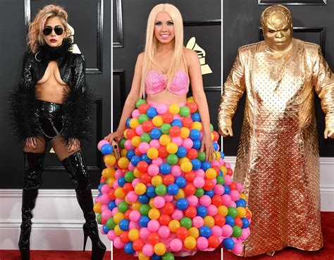 2008 Grammy Awards Worst Dressed by Grammys 2017 Bosses Apologise For Metallica Fail And
