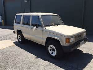 1989 Isuzu Trooper For Sale Pin 1989 Isuzu Trooper On