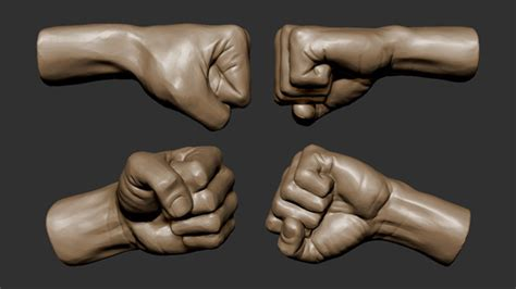zbrush realistic tutorial zbrush sculpting a realistic fist tutorial cg computer