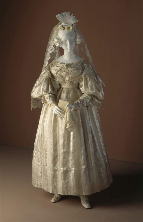 Dress Se 16 K Gd2704 File S Wedding Gown With Veil Lacma M 57 12 1a B Jpg