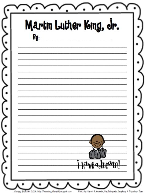 mlk writing paper related keywords suggestions for mlk border
