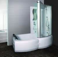 dusch und badewannenkombination badewanne duschkabine quot riano quot f006