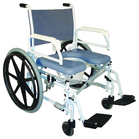wheelchair shower chair tuffcare shower commode chair s990 1stseniorcare
