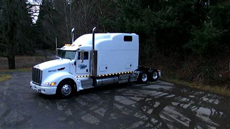 Customs Sleepers 132 quot custom peterbilt sleeper by true custom