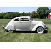 Chrysler Airflow Coupe  Vroom