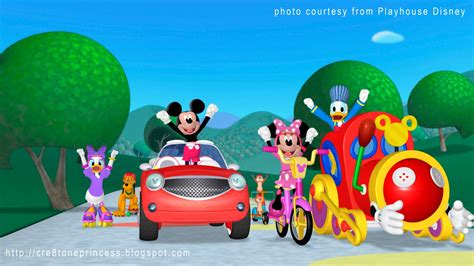 mickey mouse clubhouse princess mickey mouse clubhouse road rally