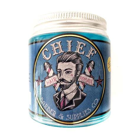 Jual Pomade Chief Murah jual chief pomade water based minyak rambut biru 4 2 oz