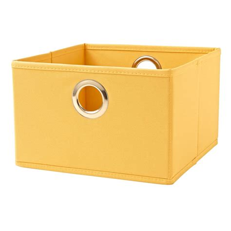 Canvas Drawers by Yellow I Think I Canvas Small Storage Drawer The Land Of Nod