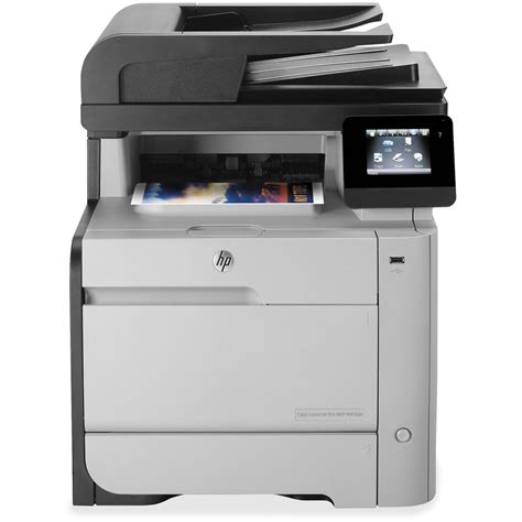 Printer Laser Hp All In One hp m476dn laserjet pro all in one color laser printer